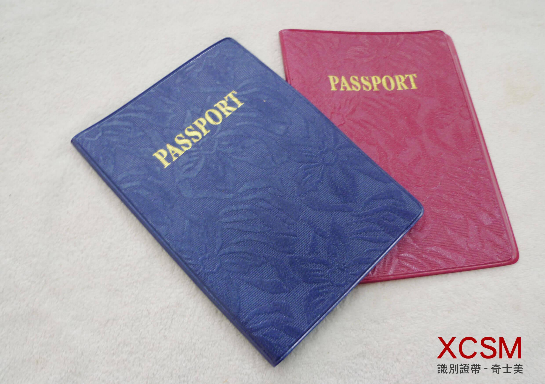花紋護照套